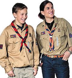 Pfadi Uniform